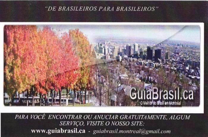 Flyer GuiaBrasil.ca