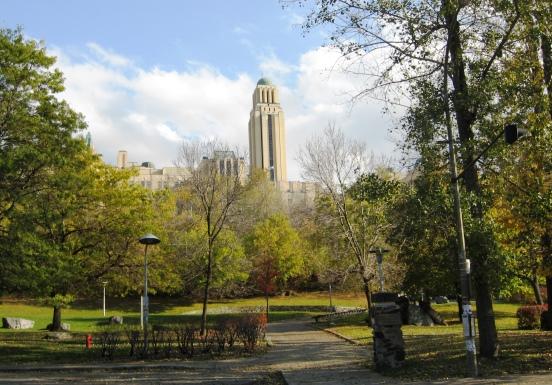 Estudos Universitários em Montreal